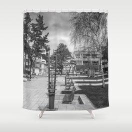 Glover Park Shower Curtain