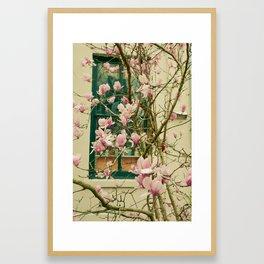 Spring in Paris 2 Framed Art Print