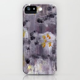 In My World of Clouded Judgment and Make Believe iPhone Case