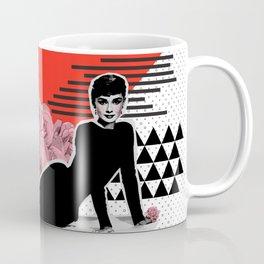Queen Audrey Coffee Mug