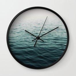 Lost Islands Wall Clock