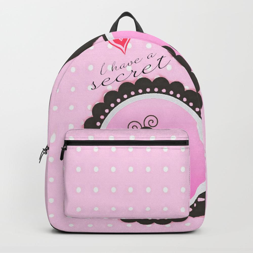 Miraculous Ladybug / Marinette Dupain-cheng - Pink… Backpack by Nikkihatsune BKP7432667