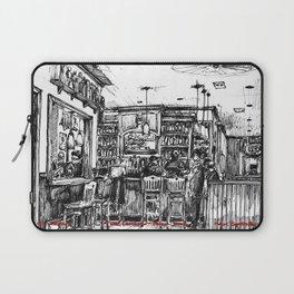 The Dancing Bear Pub Laptop Sleeve