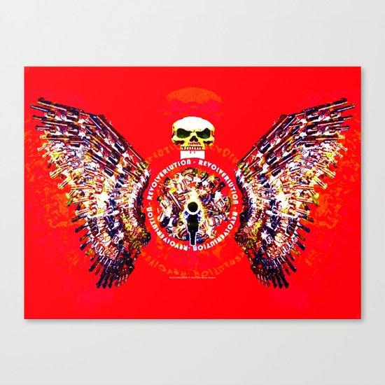 REVOLVERLUTION 034 Canvas Print