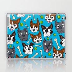 Duke, Biggie, Bluie Laptop & iPad Skin