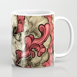 Tattooed Skull Coffee Mug