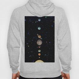 Planetary Solar System Hoody