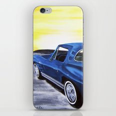 Dads Toy iPhone & iPod Skin
