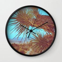 Joshua Tree Please Wall Clock