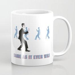 Talking Heads - Same As It Ever Was Coffee Mug