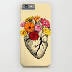 Flower Heart Slim Case iPhone 6s