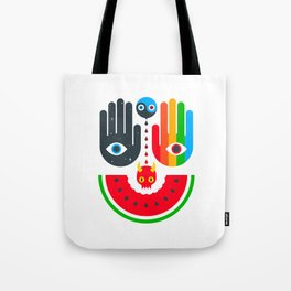 Idle Hands Tote Bag