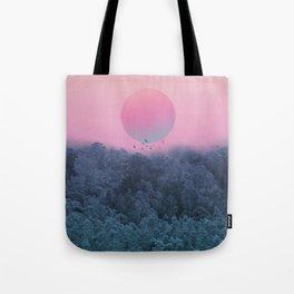 Landscape & gradients IV Tote Bag