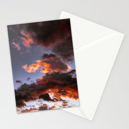 Sunset in the Bahamas Stationery Cards