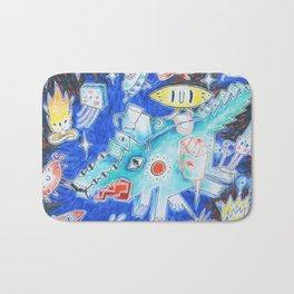 Magic space Bath Mat