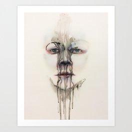 Terror and Hubris Art Print
