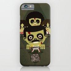 queen zombies iPhone 6s Slim Case