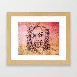 Baby Jane Framed Art Print