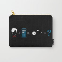 Formula to the Whoniverse Carry-All Pouch