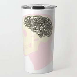 MESS UP MY MIND Travel Mug