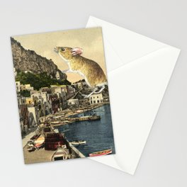 All that's bewitching by the water Stationery Cards