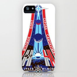 Expedition 41 / International Space Station iPhone Case