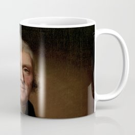 portrait of Thomas Jefferson by Rembrandt Peale Coffee Mug