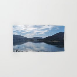 View over the Loch Hand & Bath Towel