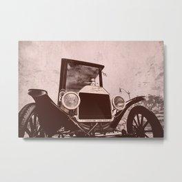 Made In USA Metal Print