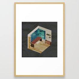 Dream Room Framed Art Print