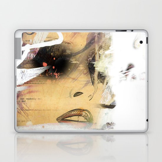 Eyes 2 Laptop & iPad Skin