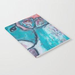 Fly Friend, Mixed Media Artwork Notebook