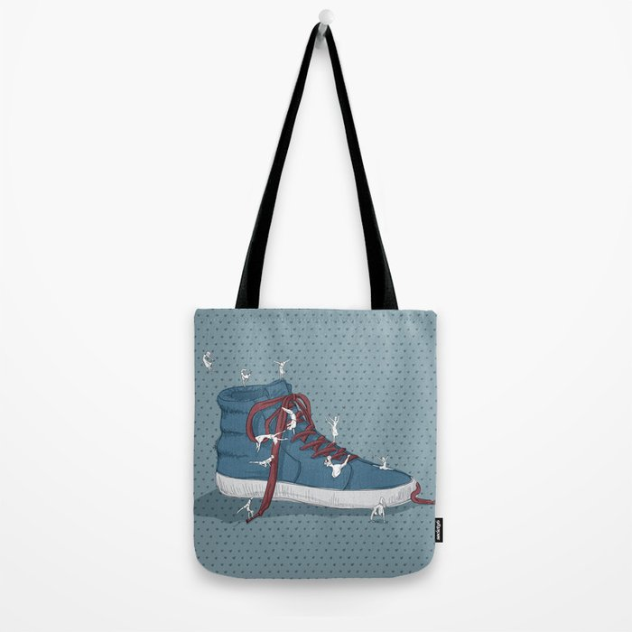 Where are you going? Tote Bag