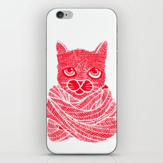 It's a Cat-Wrap iPhone & iPod Skin