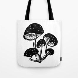 Magic of the Mushrooms Tote Bag