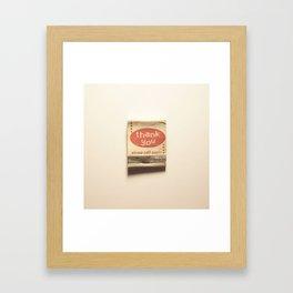 #6 Framed Art Print