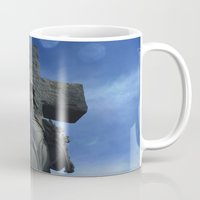 eternal sunshine of the spotless mind Mugs featuring Eternal Hope by RDelean