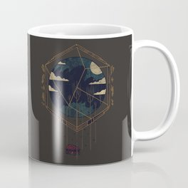 The Dark Woods Coffee Mug