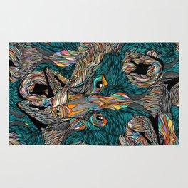 Fox (Feat. Bryan Gallardo) Rug