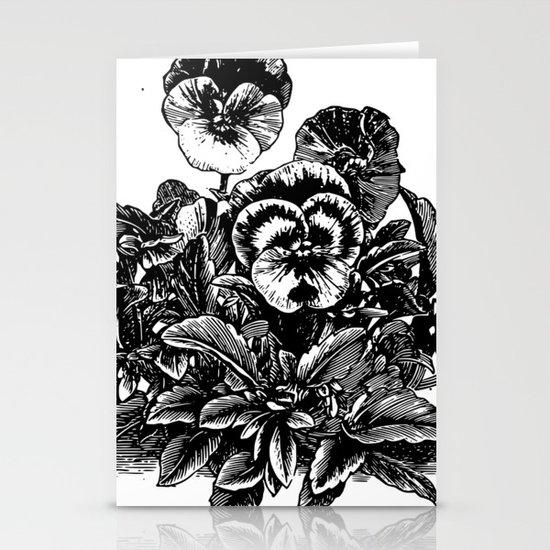 Sweet Violet Stationery Cards