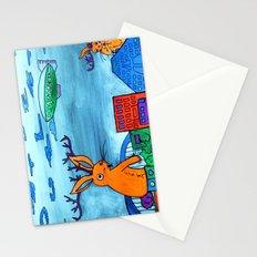No Hope Jackalope Full Stationery Cards