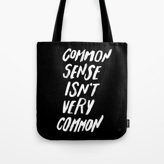 COMMON Tote Bag