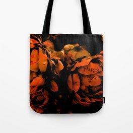 Autumn Fall Nature Prints - Surreal Flower Prints Home Decor Tote Bag