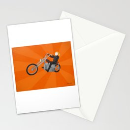 Ghost Rider Simplified Stationery Cards