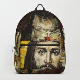 Cor Jesu Sacratissimum Backpack