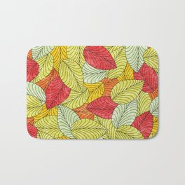 Let the Leaves Fall #10 Bath Mat