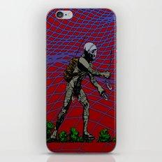 In Martian Fields iPhone & iPod Skin