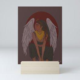 Angel Mini Art Print
