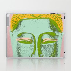 Green Buddha Laptop & iPad Skin