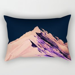 Dark Mountain #society6 #decor #buyart Rectangular Pillow